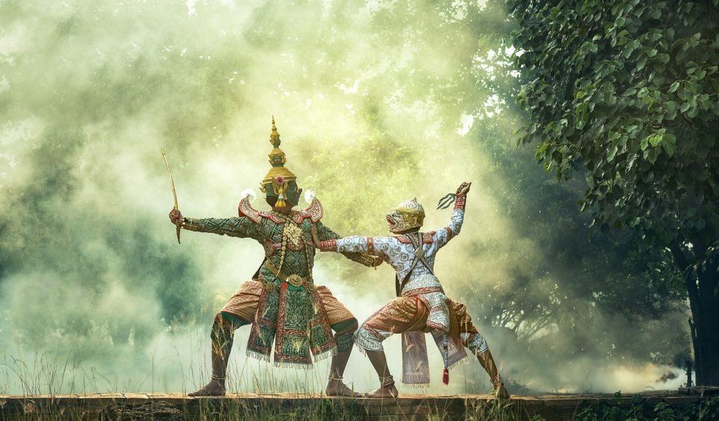 Inceputurile dansului